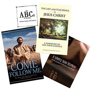 New Christian Support Package